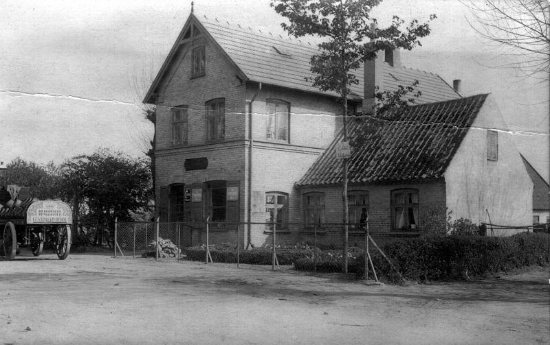 Smedien på Køgevej, som er med i en af filmene